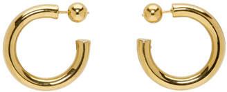 Sophie Buhai Gold Small Everyday Hoop Earrings