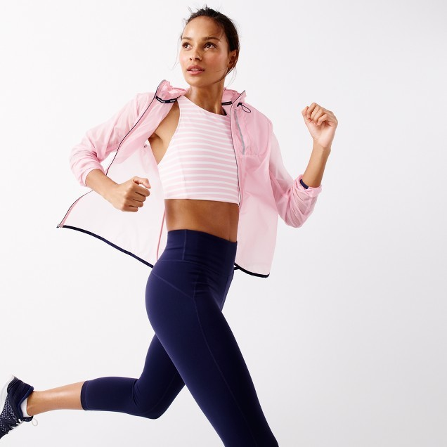J.Crew New Balance® for J.Crew packable jacket