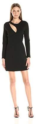 KENDALL + KYLIE Women's Cut Out Kit Dress