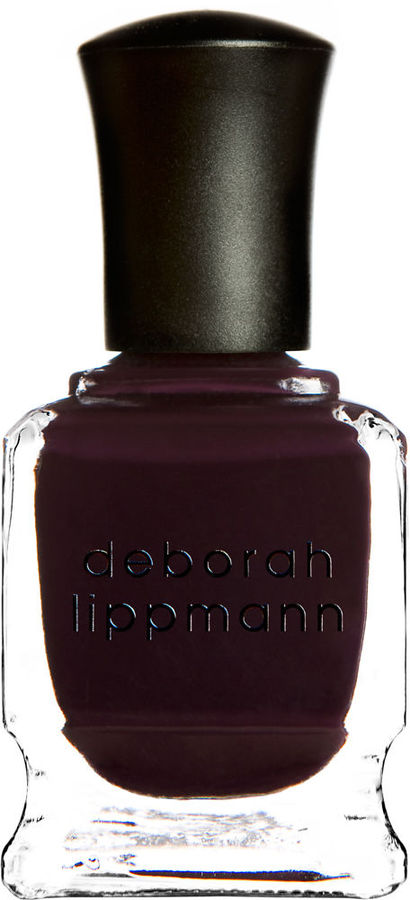 Deborah Lippmann Dark SideOf The Moon Nail Color