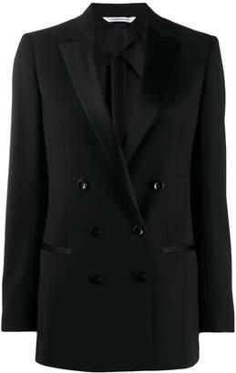 Tonello slim-fit double-breasted blazer
