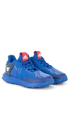 Spiderman Adidas Kids RapidaRun sneakers