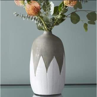 Mistana Katherin Terracotta Hand Painted Table Vase
