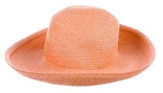 Eric Javits Foldable Straw Hat