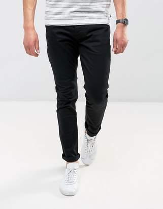 Brave Soul Skinny Black Jeans