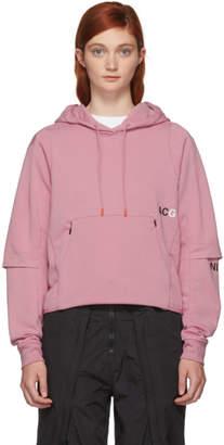 Nike Pink NRG ACG Pullover Hoodie