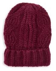 Free People Classic Knit Beanie