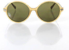 G-Star Raw Beige Frame Combo Tatum Round Sunglasses $34.01 thestylecure.com