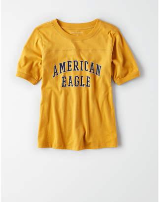American Eagle (アメリカン イーグル) - AEグラフィックスポーツTシャツ