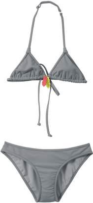 Canobio Girl's Plume Plain Bikini