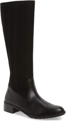 Aetrex Belle Sock-Knit Shaft Boot