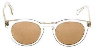Illesteva Leonard Reflective Sunglasses