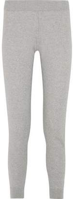 Richard Nicoll Cotton And Cashmere-Blend Track Pants