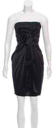 Jasmine Di Milo Silk Pleated Dress