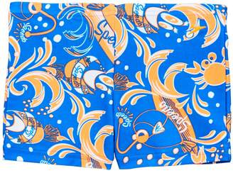 Speedo Younger Boys Solarpop Printed Aquashort