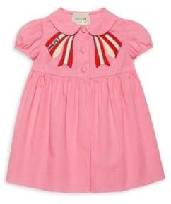 Gucci Baby Girl's Short-Sleeve Dress