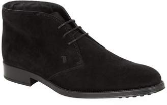 Tod's Suede Chukka Boot