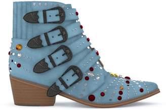Toga PullaAJ006 Elvis boots Ordre De Jeu Of63eO