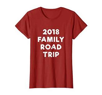 2018 Family Road Trip T Shirt