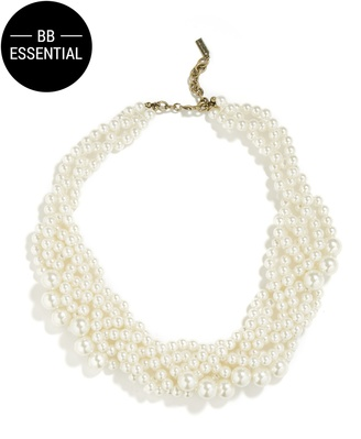 Bubblestream Collar $38 thestylecure.com