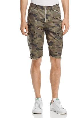 Hudson Jaxon Camouflage Cargo Shorts $175 thestylecure.com