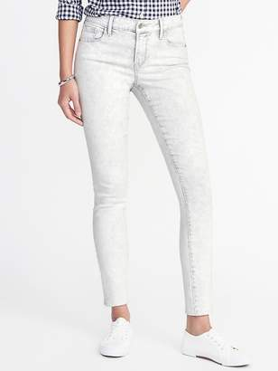 Old Navy Mid-Rise Super Skinny Rockstar Jeans for Women