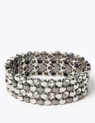 M&S CollectionMarks and Spencer Mini Stretch Bracelet