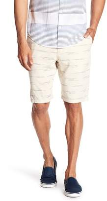 Lucky Brand Icat Printed Shorts