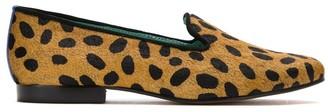 Blue Bird Shoes Onça Dots slippers