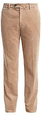 Brunello Cucinelli Men's Corduroy Trousers