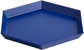 Kaleido Hay HAY Tray - Small - Royal Blue