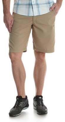 Wrangler Big Men's Outdoor Performance Side Elastic Utility Short