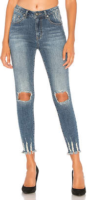 One Teaspoon Freebirds Skinny Jean.