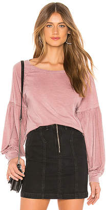 Chaser Vintage Jersey Blouson Sweatshirt