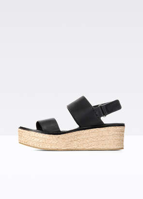 Vince Janet Leather Sandals