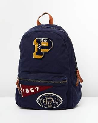 Polo Ralph Lauren Patch Medium Backpack