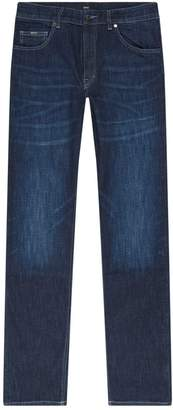 BOSS Albany Relaxed-Fit Jeans