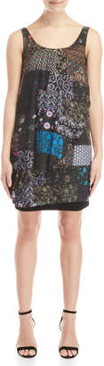 Desigual Printed Shift Dress