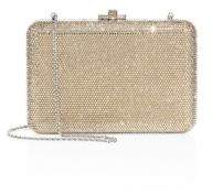 Judith Leiber Couture Slim Slide Fullbead Clutch