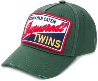 DSQUARED2 Twins baseball cap