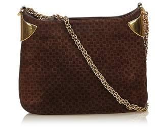Gucci Vintage Old Chain Shoulder Bag