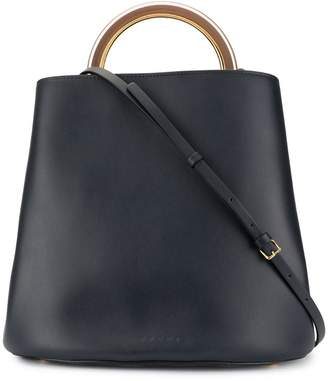 Marni top handle bucket bag