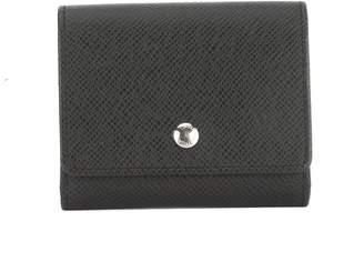 Louis Vuitton Black Taiga Monet Sergei Coin Purse (Pre Owned)