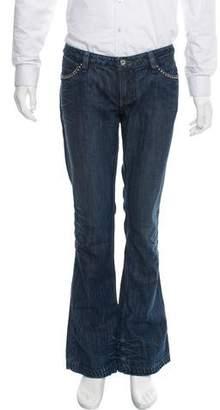 Antik Denim Studded Bootcut Jeans
