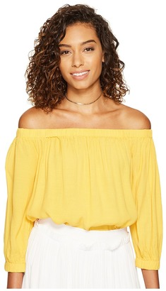 Bishop + Young - Karlee Off the Shoulder Top Women's Clothing $85 thestylecure.com