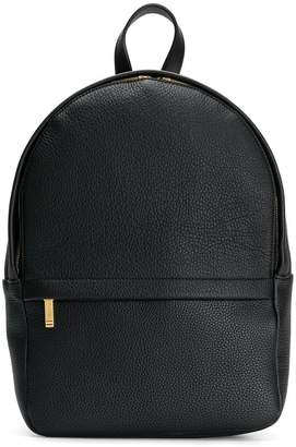 Thom Browne SMALL UNSTRUCTURED CALFSKIN BACKPACK
