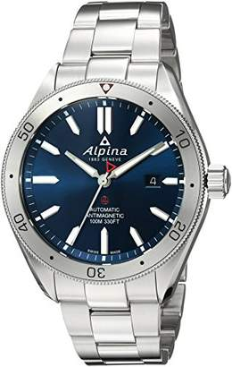 Alpina Men's 'Alpiner 4' Swiss Automatic Stainless Steel Casual Watch