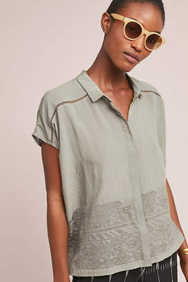 Eri + Ali Emerado Textured Top