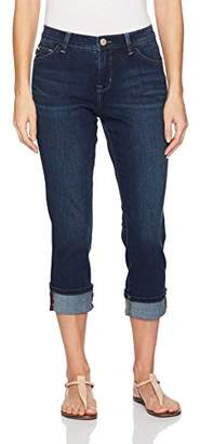 Lee Women's Slimming Fit Kyla Capri Jean