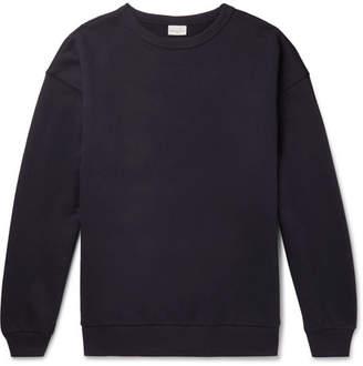 Dries Van Noten Oversized Loopback Cotton-Jersey Sweatshirt